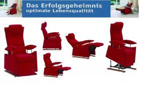 Foto 4 Dynamisches Sitzen im ergonomischen Sessel