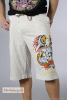 ED HARDY Fitness Short BATTLE, topmodisches Herren-Short