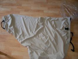 Foto 2 EINHORN Mähnenschutz Halsteil Größe XL+ (Kräftiges Kleinpferd)