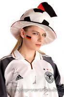 WM Fanartikel 2014: Deutschland Fan Tattoo Flaggen