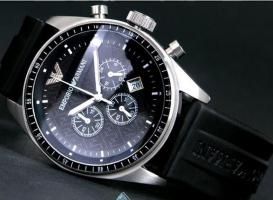 Foto 3 EMPORIO ARMANI Armbanduhren Restposten