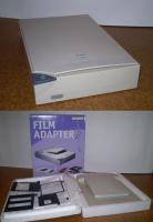 EPSON-Scanner GT-7000 (SCSI) mit Film-Adapter