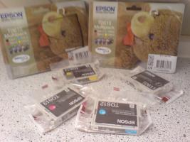 EPSON Stylus T0615 Multi Pack (Druckerpatronen )