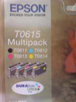 Foto 2 EPSON Stylus T0615 Multi Pack (Druckerpatronen )