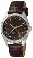 ESPRIT Damenarmbanduhr Mila Dark Brown