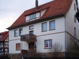 ETW, ZKB, zentral in Hatterode, zwischen Breitenbach u Grebenau, zw Alsfeld und Bad HEF