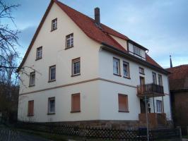 Foto 2 ETW, ZKB, zentral in Hatterode, zwischen Breitenbach u Grebenau, zw Alsfeld und Bad HEF