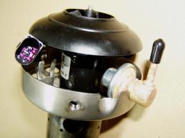 Foto 2 Eberspächer Ardic - Standheizung - Brenneraggregat mit Gebläsemotor
