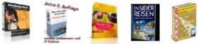 Ebook ''Einsteiger Mix Paket'' mit 5 eBooks für nur 99,70 Euro statt 156,20!