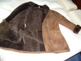 Foto 2 Echt-Lammfelljacke für Damen, Größe M