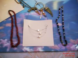 Foto 2 Echte Perlenketten und Modeschmuck