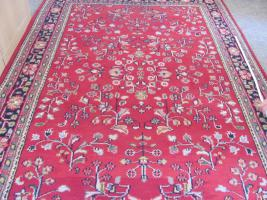Echter Orientteppich, 2 x 3 m