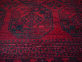 Foto 2 Echter Perserteppich - Afghan