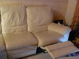 Eck - Couch Leder
