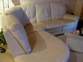Foto 2 Eck - Couch Leder
