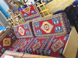 Foto 8 Eckbank mit Tisch und Stühle, Tische, Schränke, Doppelbett