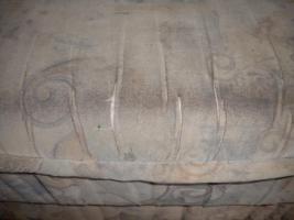 Foto 5 Eckcouch mit Schlaffunktion und Sessel
