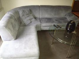 Foto 6 Eckcouchgarnitur mit Sessel