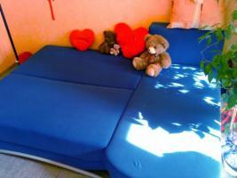 Foto 2 Ecksofa mit Schlaffunktion, Schlafsofa