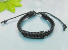 Edel, modern und sportlich Leder Armband