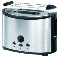 Edelstahl Toaster 800 watt