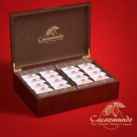 Foto 5 Edle Geschenkboxen aus masivem Holz, Schokoliköre...