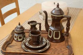 Foto 2 Edles Kaffeeservice -Exclusiv-