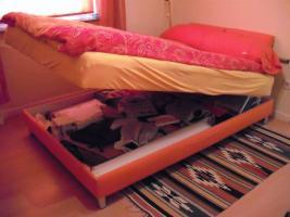 Foto 2 Ehebett, doppelbett, 140 x 200 cm, Bett