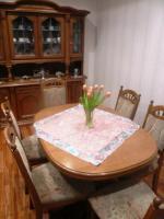 Eiche Esszimmer (andere Möbel separat zu verkaufen)