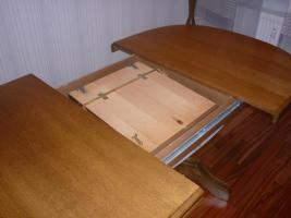 Foto 2 Eiche Esszimmer (andere Möbel separat zu verkaufen)