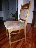 Foto 5 Eiche Esszimmer (andere Möbel separat zu verkaufen)