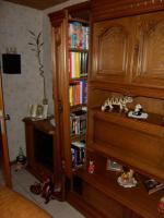 Foto 3 Eiche wohnzimmerschrank Nichtrauchehaushalt