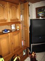 Foto 4 Eiche wohnzimmerschrank Nichtrauchehaushalt
