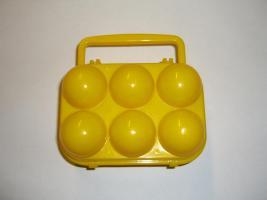 Foto 3 Eieraufbewahrung für 6 Eier, Kunststoff