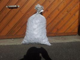 Eierkohlen in 25 kg Säcken /15 Euro