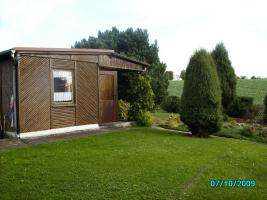 Foto 5 Eigentumsland/Garten mit Bungalow