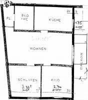 Eigentumswohnung in kleiner Wohneinheit