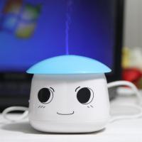 EiioX Hellblau LEBAO-801 Mini Luftbefeuchter inkl. USB Kabel