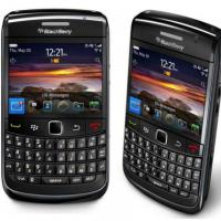 Ein Blackberry Bold 9780 Black Original