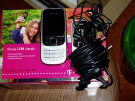 Ein Nokia2330 classic