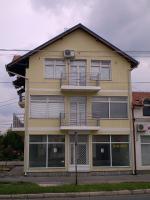 Ein Wohnhaus für Büros in Serbien