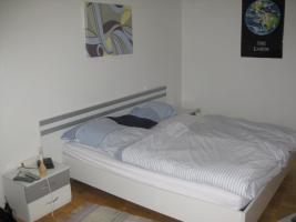 Schlafmöglichkeit Doppelbett