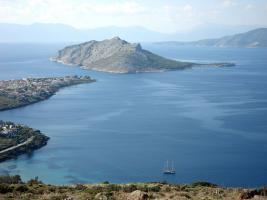Ein besonderes Grundstück auf Egina/Griechenland