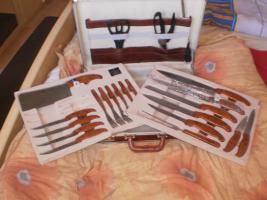 Ein neuen Messerkoffer nur ein mal Benutzt zu Verkaufen