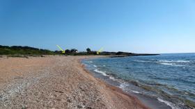 Ein schönes Strand-Grundstück bei Peloponnes/Griechenland