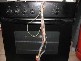 Foto 2 Einbau Elektroherd