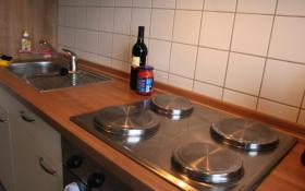 Foto 4 Einbauchküche (inkl. Kühlschrank und Herd)
