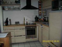 Foto 3 Einbauküche in Ahorn