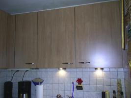 Einbauküche (Buche) L-Form