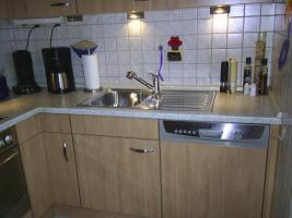 Foto 2 Einbauküche (Buche) L-Form